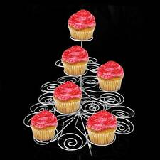 4 Tier Cupcake Muffin Cake Dessert Holder Stand Display Wedding Birthday Party