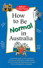 NEW How to Be Normal in Australia educational textbook