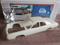 Missing Link 1976 Plymouth Fury 4-Door Conversion 1:25 Resin Model '76 Car Kit