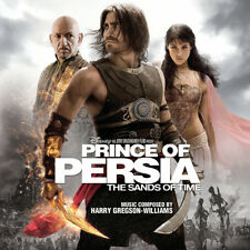 Harry Gregson-Williams – Prince Of Persia: The Sands Of Time ( CD - Album )