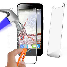 For ZTE Blade Qlux 4G - Genuine Tempered Glass Screen Protector