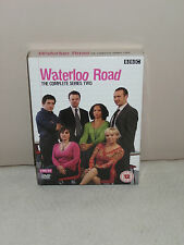 WATERLOO ROAD - COMPLETE SERIES TWO (2) 4 DISC DVD BOX-SET IN VGC (FREE UK P&P)