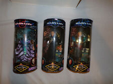 """Babylon 5 Limited Edition 9"""" Doll Lot Of 3"""