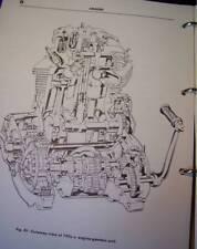 1979-88 Triumph T140E/S, E, E/2, TR7, TR65 OIF, OEM Shop Manual & TSS Supplement