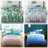 Bedding Set Duvet Cover Quilt Cover Pillow Case Printing Single Double King Size