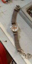 used womens sterling silver watches