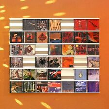 Sigmarail ® CD Shelf System sr5 CDs as eyecatcher