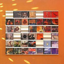 SIGMARAIL® CD-Regal-System SR5 - CDs als Blickfang
