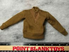 DID Sweater WWII 29TH INFANTRY DIV RADIO OPERATOR PAUL 1/6 ACTION FIGURE TOYS