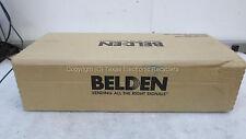 NEW OPEN BOX - Belden AX101470 72-Port Gigabix Termination Kit