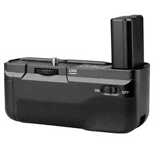 Meike A6300 Vertical Battery Grip holder for Sony A6000 work with NP-FW50