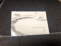 Traverse  2017 Owners Manual 17 Chevy owner's user guide book : FREE SHIPPING!!!