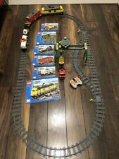 Lego 7939 CITY CARGO TRAIN SET Complete with Instructions