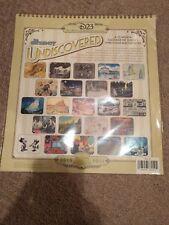 D23 Official Disney Fan Club Undiscovered 2010-2011 Calendar