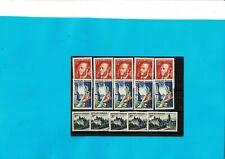 France Années 1951-54 Lot Par 5T  Neufs**Luxe N°880**905**973**