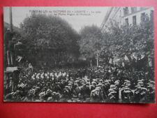 FUNÉRAILLES des Victimes du LIBERTÉ - Le Défilé des Marins Anglais de l'Exmouth.
