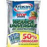 Ariasana 1815234 Ricarica sali assorbiumidità, profumazione Pino, 3 Buste da 450