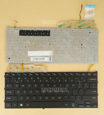 0New For Samsung NP940X3G NP940X3F Keyboard US Backlit No Frame black