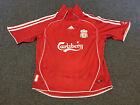 Boys Liverpool Football Club Adidas Home Shirt: Size Youth Medium 9-10 Years XXS