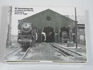 Bochmann & Kochendörfer - Ausschlackgrube (33.009) - Bausatz in OVP - neuwertig
