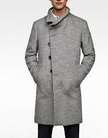 Detalles acerca de 2 Chaqueta Blazer GRISBY + ZARA t.40 jacket Bueno Estado Mira Fotos +Medidas
