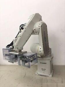 MITSUBISHI INDUSTRIAL ROBOT MELFA RV-6SC