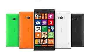 "Original Nokia Lumia 930 5"" 4G LTE Wifi NFC 32GB 20MP GPS Radio Unlocked Phone"