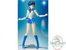 S.H.Figuarts Sailor Moon Sailor Mercury Figure by Bandai