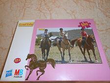 puzzle 500 pièces GRAND GALOP (1) chevaux - sous blister