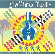 "Jethro Tull ""A Little Light Music"" CD Live 1992 Ian Anderson Fairport Convention"