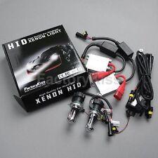 H4 6000K HID Bi-Xenon Headlights Light Conversion Kit 35W AC Slim Ballasts/Bulbs