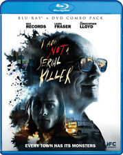I Am Not A Serial Killer [New Blu-ray] With Blu-Ray, Widescreen, 2 Pack