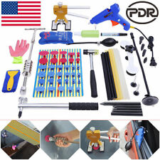 Paintless Repair Dent Lifter Glue Puller PDR Tools Scrarch Removal Tap Down 72pc