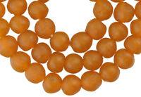 New African Trade Beads Krobo recycled glass trade beads Dipo Ghana powder glass