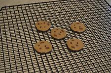Cookie Monster Count n' Crunch Cookies (5) Light Colored Cookies