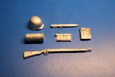 NEU - Deutsches Landser Set, WK II, RC Panzer Zubehör,Maßstab 1:16