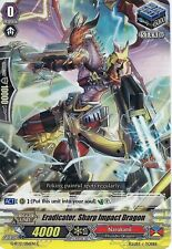 CARDFIGHT VANGUARD CARD: ERADICATOR, SHARP IMPACT DRAGON - G-BT12/086EN C