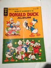 Walt Disney's Donald Duck Album # 1 Gold Key