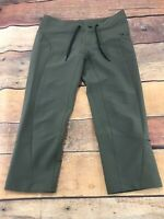 Eastern Mountain Sports EMS Womens Pants Capris Hiking Outdoor Size 2 A204