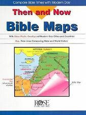 Then and Now Bible Maps at Your Fingertips: Then and Now Bible Maps : Compare...