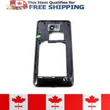 Samsung Galaxy S2 i9100 Black MidFrame Plate Bezel Chassis