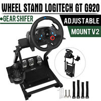 Racing Simulator Steering Wheel Stand for Logitech G920 G27 Thrustmaster T300RS