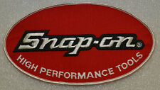 """/""""NEW/"""" Vintage Old Antique Snap-on Tools Large Uniform Patch #27"""