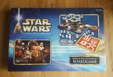 Star Wars - Attack of The Clones - Rescue on Geonosis Board Game - Complete
