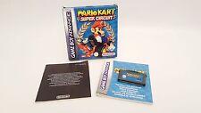 Mario Kart Super Circuit - Ovp Anleitung - Nintendo Gameboy Advance