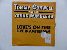 TOMMY CONWELL and the YOUNG RUMBLERS Love's on fire Live Amsterdam promo pro521