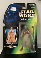 1996 Star Wars POTF- Tusken Raider with Gaderffii Stick - Collection 2