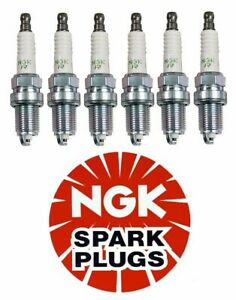 "NGK /""PLATINUM/"" Spark Plugs Set of 4 for 74-95 Toyota Pickup 2.0L 2.2L 2.4L"