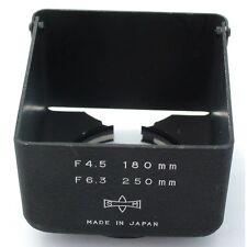 Mamiya C 180-250 mm Lens Hood, état neuf