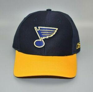 St. Louis Blues Reebok CCM NHL Center Ice Men's Strapback Cap Hat